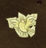 Zamrożony kanarek