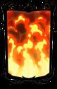 Loyal Flame Portrait
