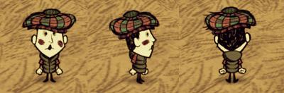 Wes zimowy gruby strój