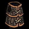 Elegant Wood Armor