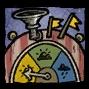 Loyal The Magnificent Rainometer Icon