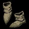 Street Peddler's Slippers