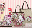 Hello Kitty Donut Gear