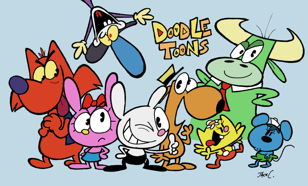 Season 2 | Doodle Toons Wiki | FANDOM powered by Wikia