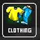 Doodle God 8-Bit Clothing
