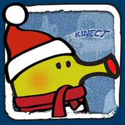 Doodle Jump Kinect Icon Christmas 2012
