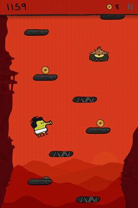 Ios lima sky doodle jump ninja 02