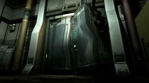 Doom 3 E3 Trailer (HD)