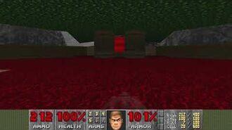 Doom (1993) - E1M8 Phobos Anomaly 4K 60FPS-0