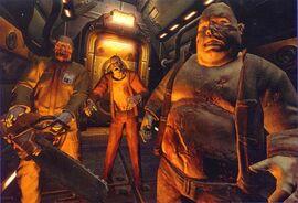 Doom3 zombie