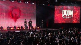 DOOM Eternal – QuakeCon Keynote Presentation