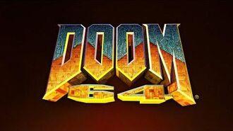 DOOM 64 - Официальный видеоанонс