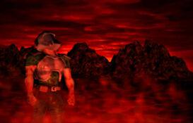 Doom 64 герой