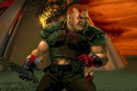 Doom герой