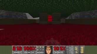 Doom (1993) - E1M8 Phobos Anomaly 4K 60FPS