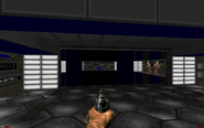 Lost episodes of doom e1m1 blue armor