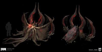 Doom 2016 Wraiths