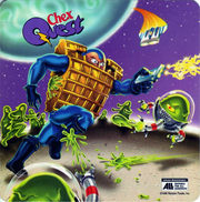 Chex quest cover