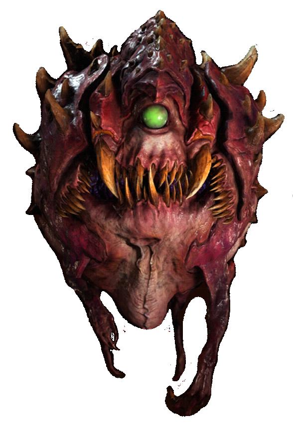 Cacodemon (Doom 2016) | Doom Wiki | FANDOM powered by Wikia