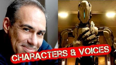 Doom 4 Characters & Voice Actors 2016 - Cast - Doom Cutscenes