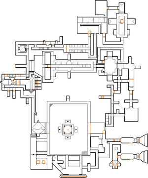 Icarus MAP15 map