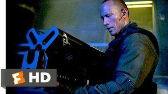 Doom (2005) - The BFG Scene (5 10) Movieclips