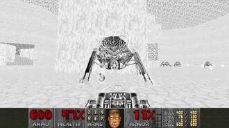 Doom II (1994) - MAP28 The Spirit World 4K 60FPS