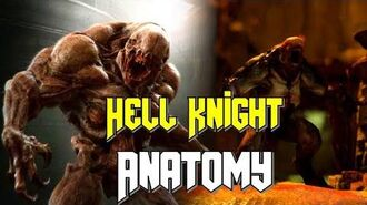 Doom Knight Explained Morphology, Scene, Anatomy and Glory Scene Doom 2016 Lore and Gameplay