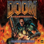 Doom Boardgame Exp cover