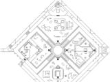MAP18: Fortress: Stores (Strife)