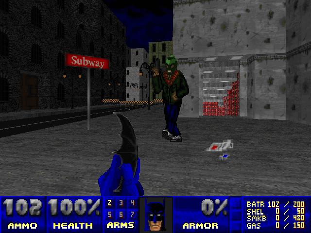 Batman Doom | Doom Wiki | FANDOM powered by Wikia