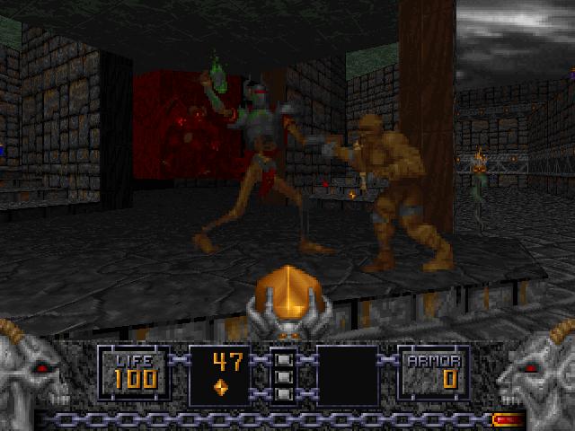 Monster infighting | Doom Wiki | FANDOM powered by Wikia