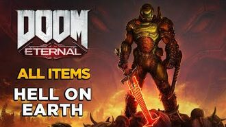 DOOM ETERNAL - Hell on Earth - ALL COLLECTIBLES GUIDE