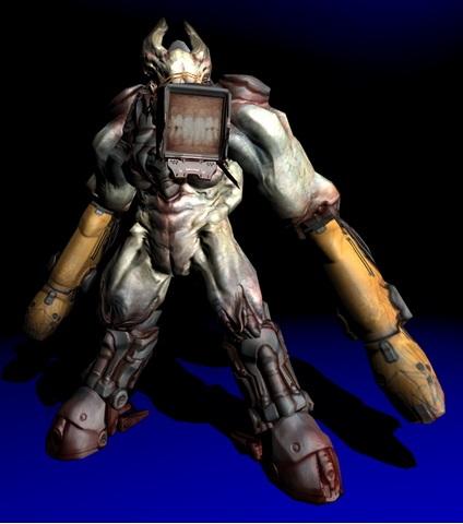 Baron Of Hell Doom 3