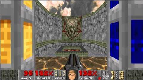 Doom 2 Hell On Earth UV-Speed in 23 03, 30uv2303 Speedrun