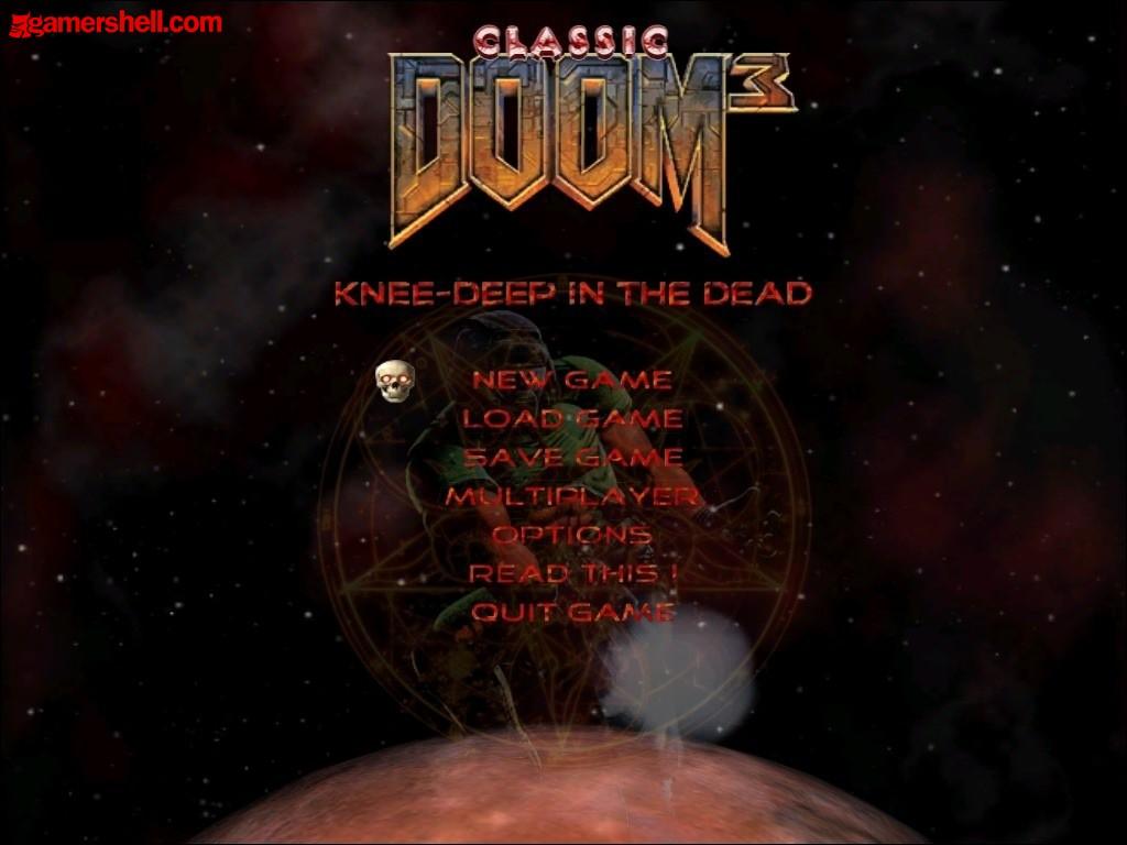 Classic Doom for Doom 3 | Doom Wiki | FANDOM powered by Wikia
