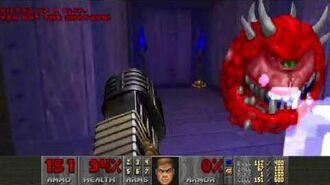 Doom II (1994) - MAP15 Industrial Zone 4K 60FPS