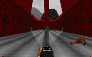 Lost episodes of doom e1m4 red hall