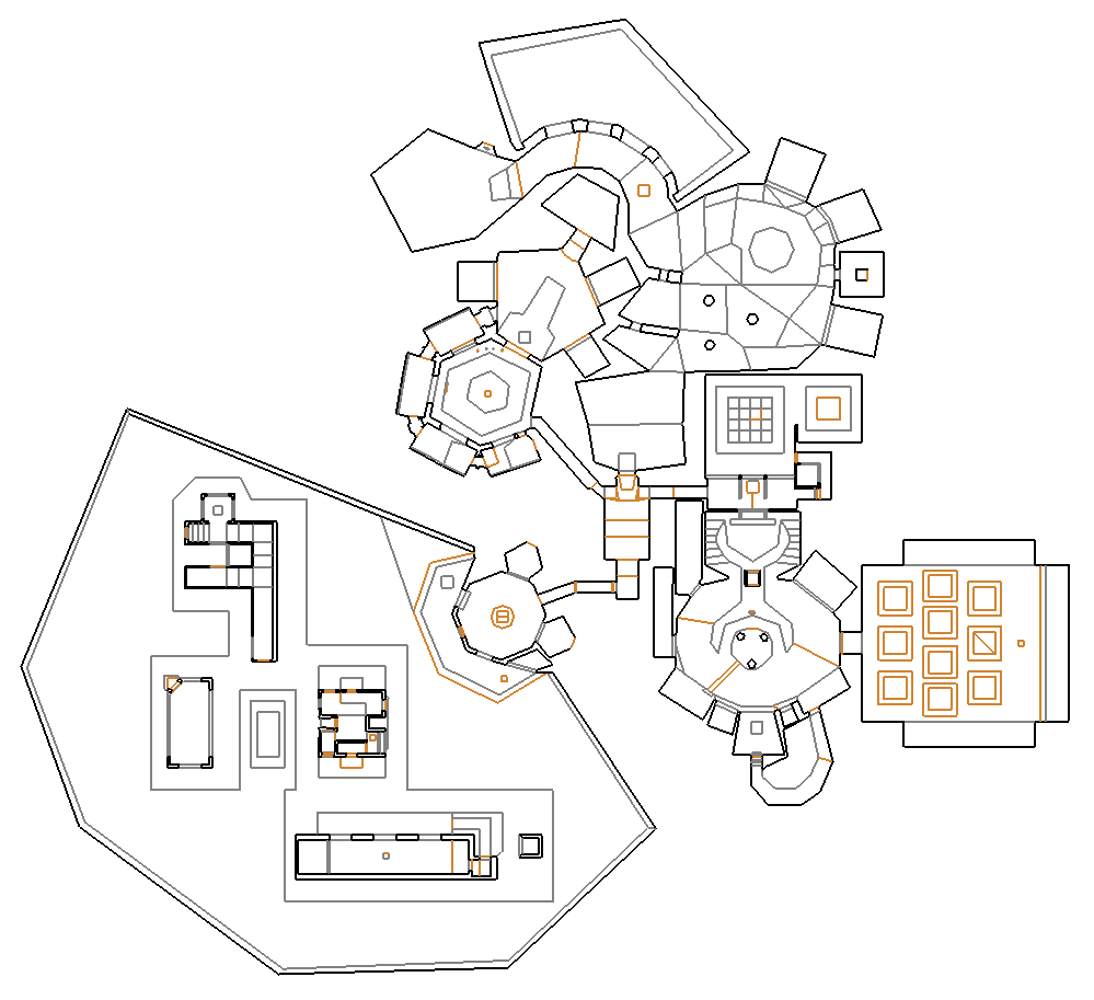 Map01 Trapped On Titan Master Levels Doom Wiki Fandom Powered 1994 Honda Accord Wiring Diagram Exploded View Masterlevels Trappedontitan Map
