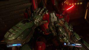 Doom 2016 Praetor Token
