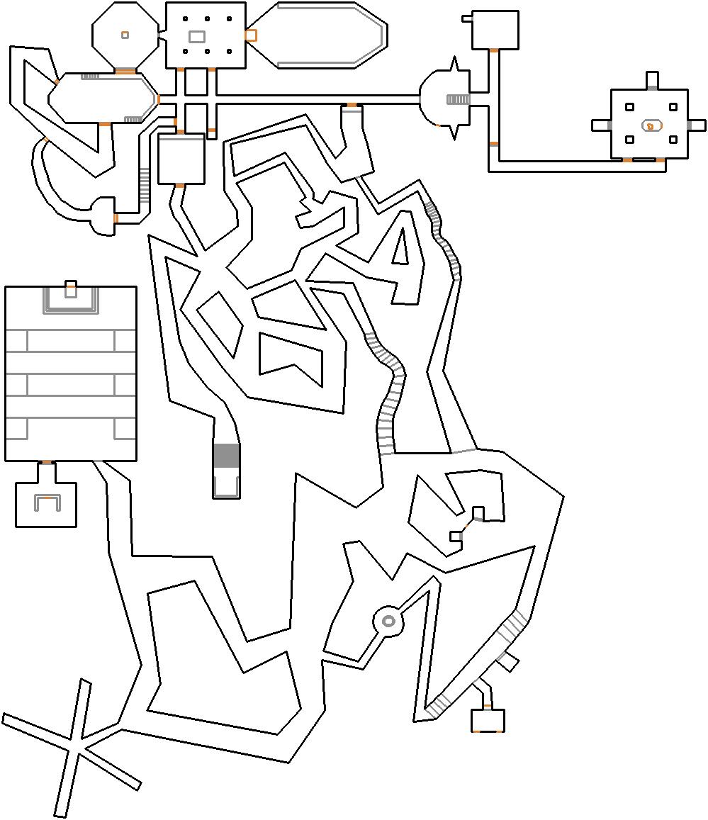 E1M10: Sewers (Xbox Doom) | Doom Wiki | FANDOM powered by Wikia