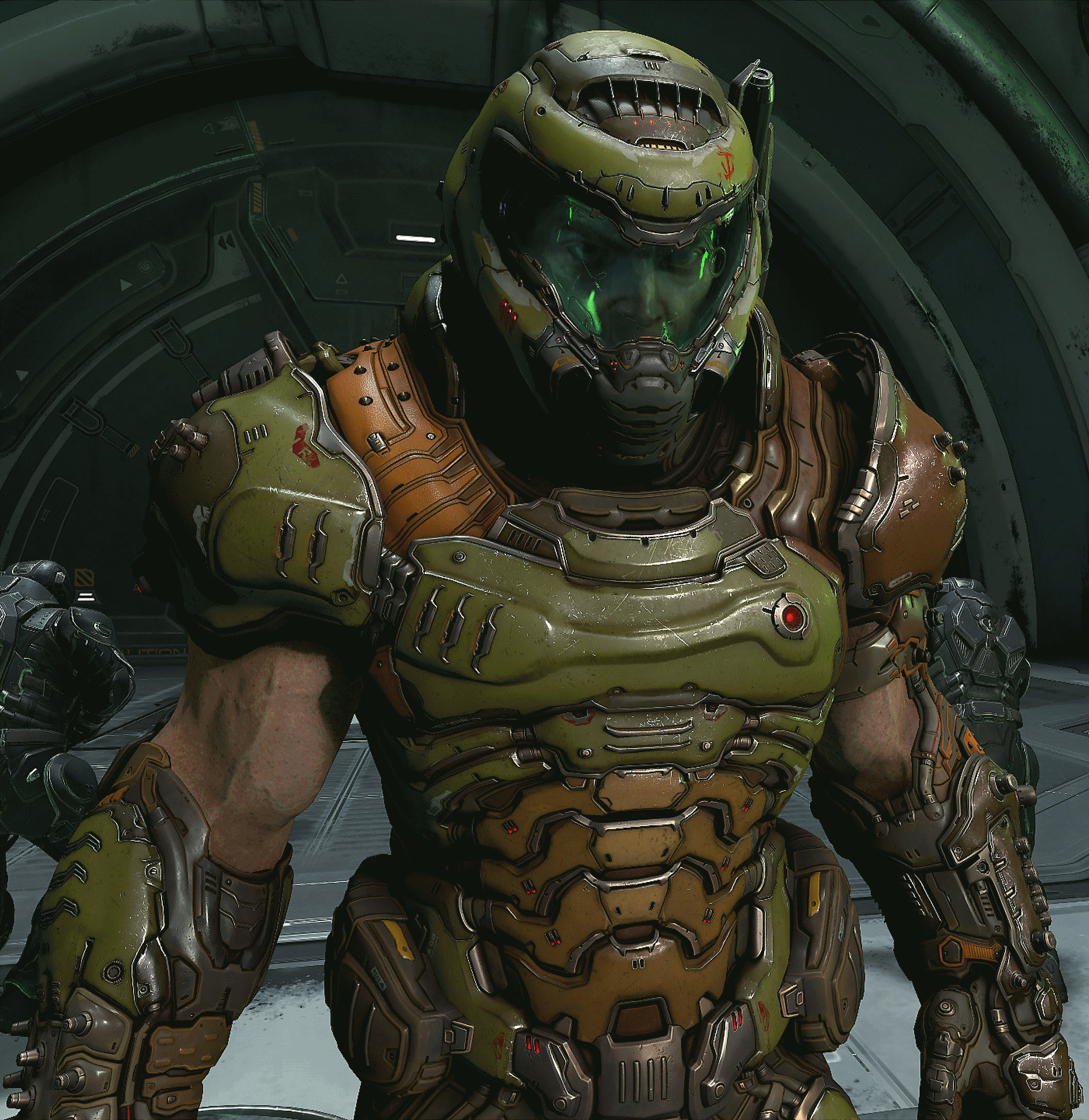 Doom Slayer Doom Wiki Fandom
