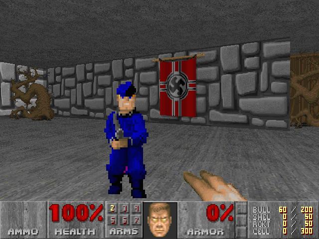MAP31: Wolfenstein (Doom II) | Doom Wiki | FANDOM powered by
