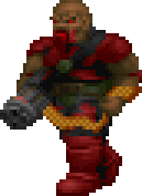 Heavy Weapon Dude Doom Wiki Fandom Powered By Wikia