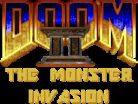 Doom II - The Monster Invasion logo