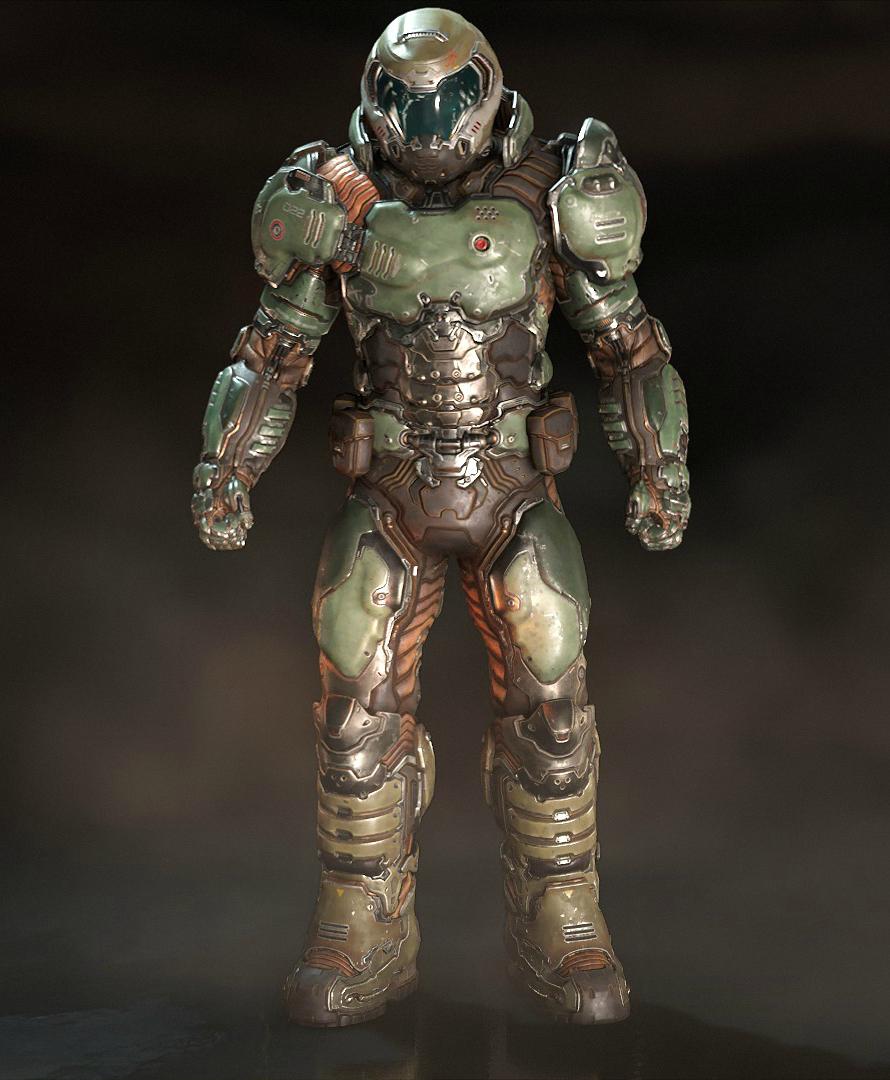 Praetor Suit | Doom Wiki | FANDOM powered by Wikia