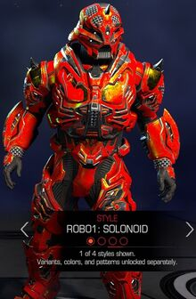Solonoid