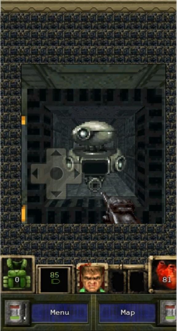 Sentry Bot (Doom II RPG)   Doom Wiki   FANDOM powered by Wikia