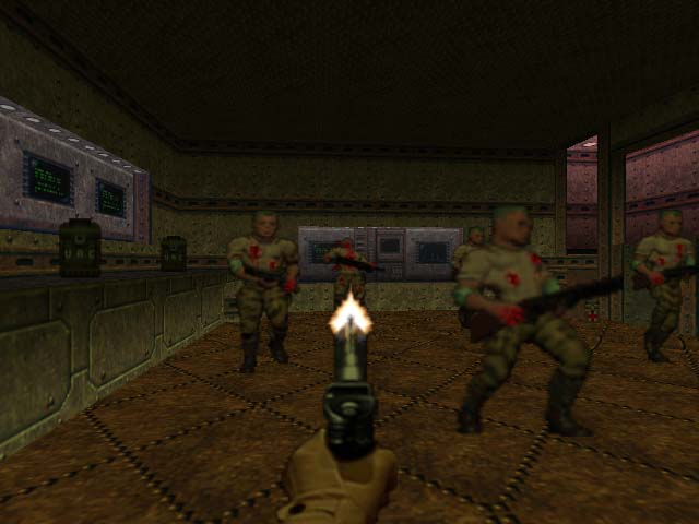 Zombieman (Doom 64) | Doom Wiki | FANDOM powered by Wikia