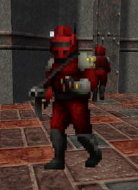 StrifeVE Rebel Soldier Red